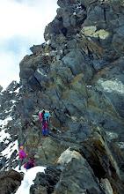 Photo: 1994, Mont Blanc