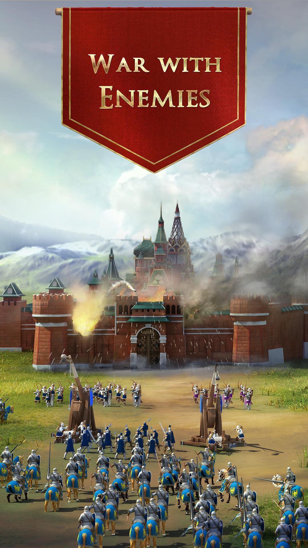 March of Empires screenshot #1