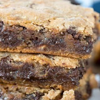 Double Decker Cookie Gooey Bars Recipe