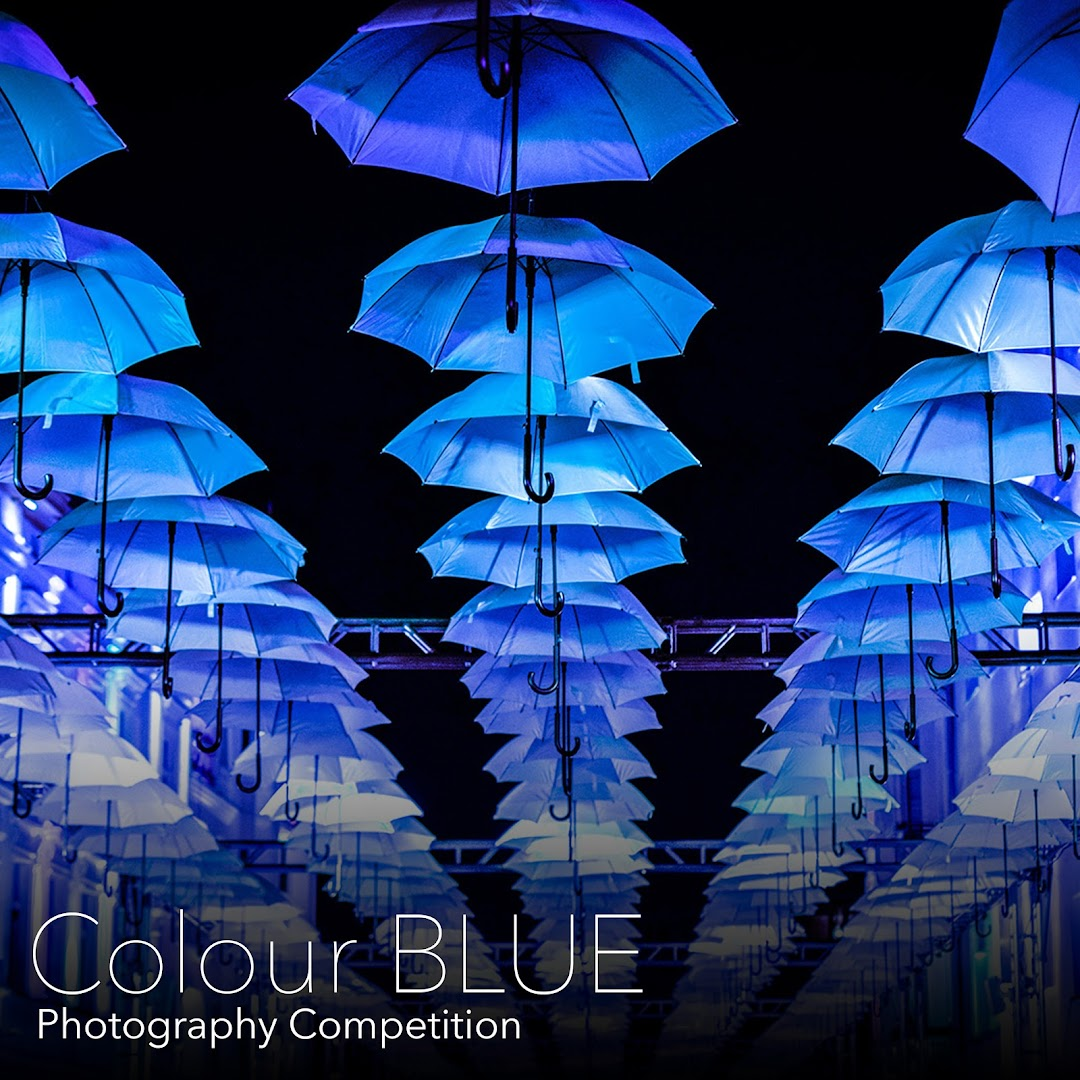 Colour Blue Photography Competition. Capture and submit amazing photos of the most abundant colour on our planet BLUE and win amazing prizes.