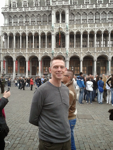 Sightseeing Bruxelles 2014