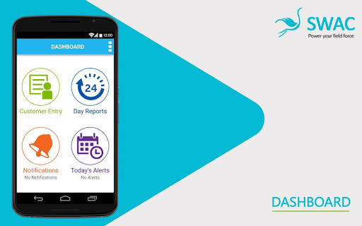 Swac App screenshot 2