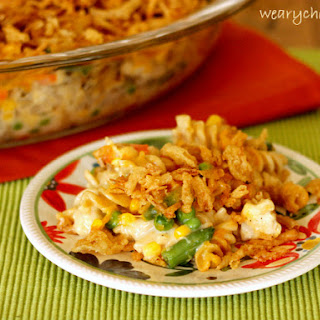 Healthy Chicken Noodle Casserole Recipes