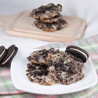 Oreo Cheesecake Cookies.