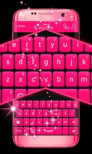 Pink Keyboard For WhatsApp  Download For Android 3