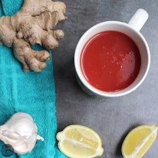 Tomato Tea for Cold & Flu Relief