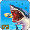 Killer Shark Attack VR APK Icon