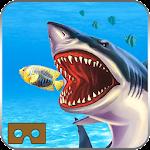 Killer Shark Attack VR Icon