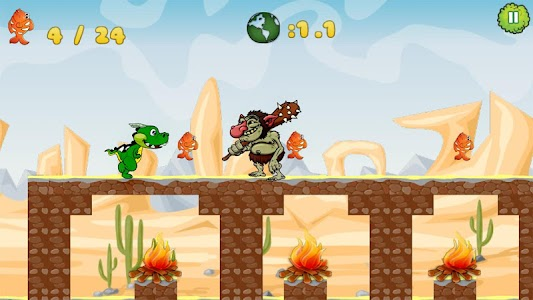 Little Dragon Run screenshot 0