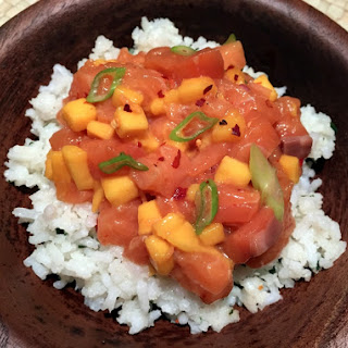 Healthy Fish And Rice Recipes