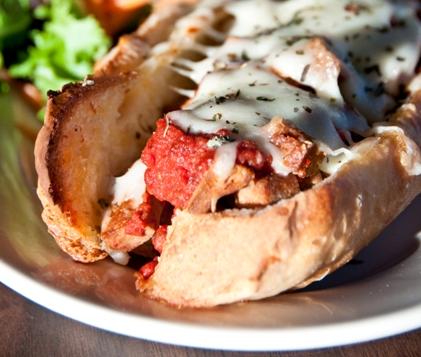 Gluten-Free Sandwiches, Pasta & Dessert