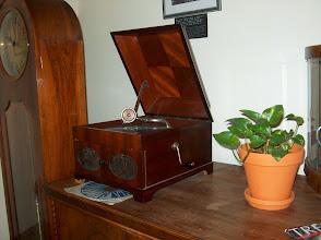 Photo: Gramofon. Stylowa kawiarenka w Muzeum Powstania Warszawskiego w Warszawie.