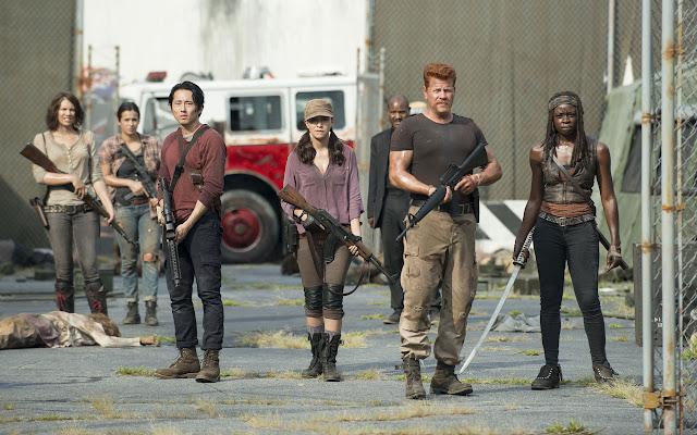 The Walking Dead Tab