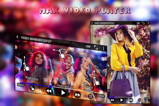 MAX HD Video Player 2018 : HD Video Player 1.0.3 screenshots 1