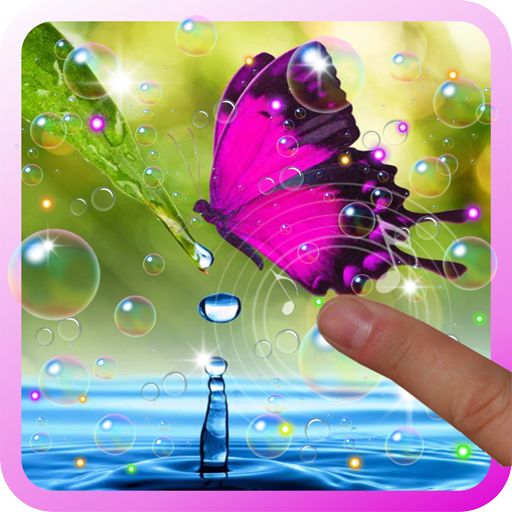 Butterfly Jungl live wallpaper 個人化 App LOGO-硬是要APP