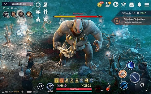 Black Desert Mobile 4.1.92 Apk + Mod (Money) for Apk 5