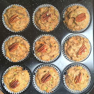 Carrot Muffins No Eggs Recipes.