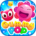Gummy Pop: Chain Reaction Game icon