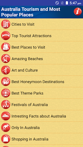 Australia Top Tourist Places 2.6 app download 1