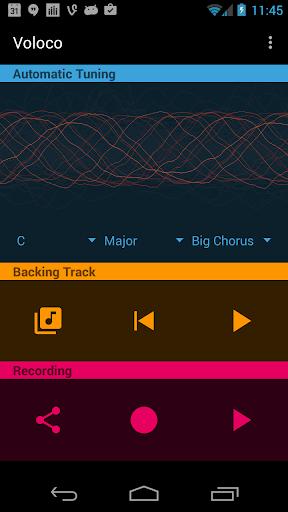 Voloco: Auto Tune + Harmony