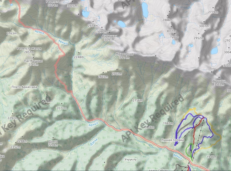 Отчет о прохождении горного туристского спортивного маршрута первой категории сложности по Западного Кавказа