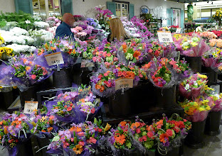 Photo: Oh, flower shop, how I have missed you! But you look so GOOD now.