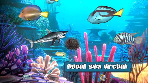 King of the Fish Tank: It's a fish eat fish world apkpoly screenshots 4