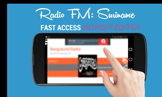 Radio FM: Suriname Online ?? - náhled