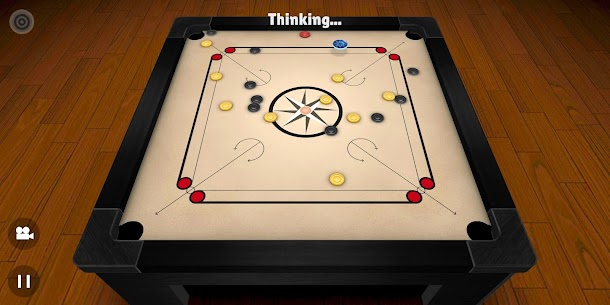 Carrom Club 3D FREE ( CARROM BOARD GAME ) 10
