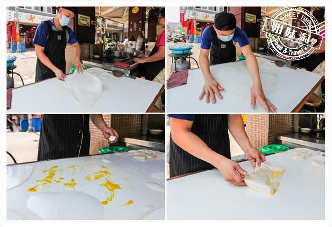 貓城南洋風食製作印度餅