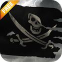 3D Pirate Flag Live Wallpaper icon