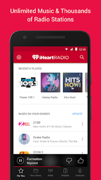 iHeartRadio Free Music & Radio APK screenshot thumbnail 3