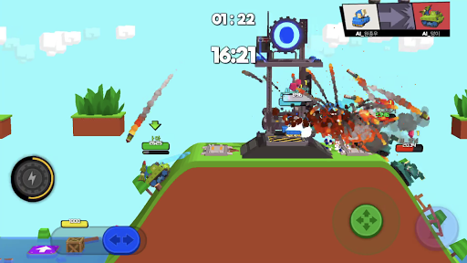 BOOM Tank Showdown screenshot 16