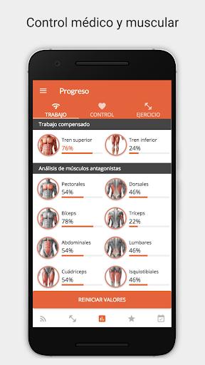 Abengoa Gym screenshot 2