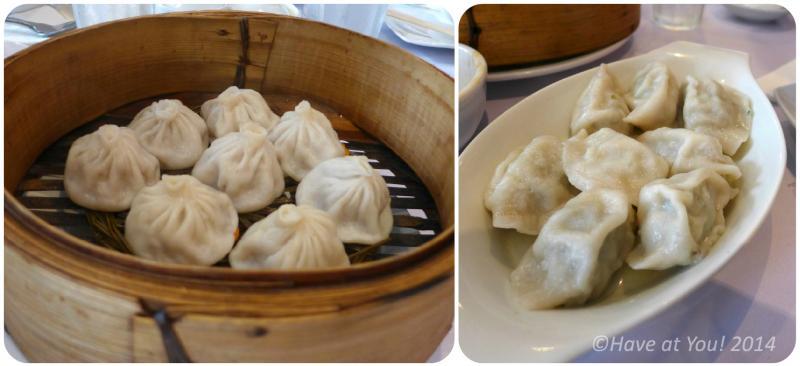 SuZhou dumplings and xiao long bao