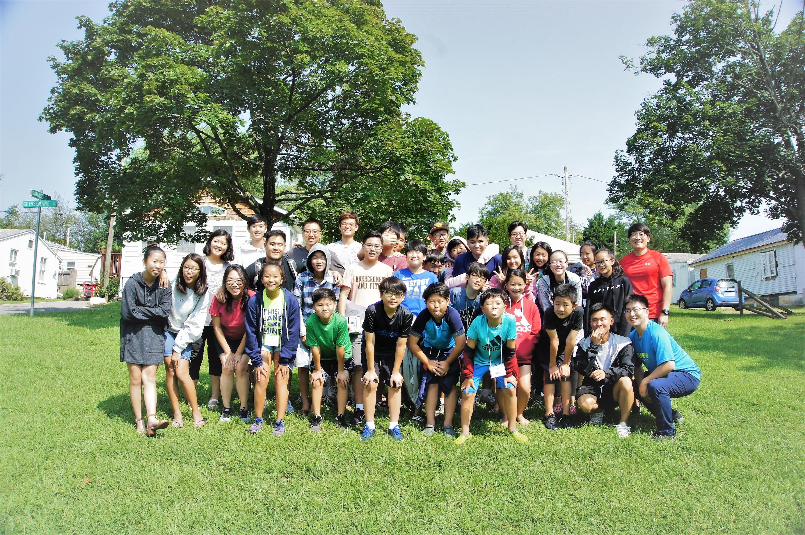 중고등부 수련회 Youth Summer Retreat