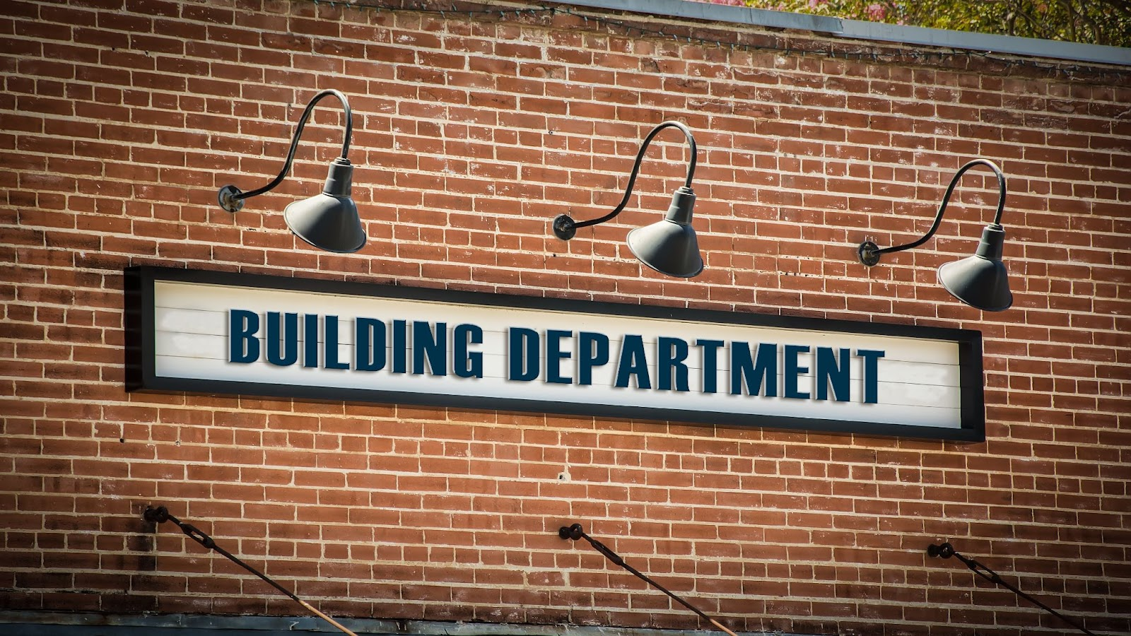 Building department for what is property management