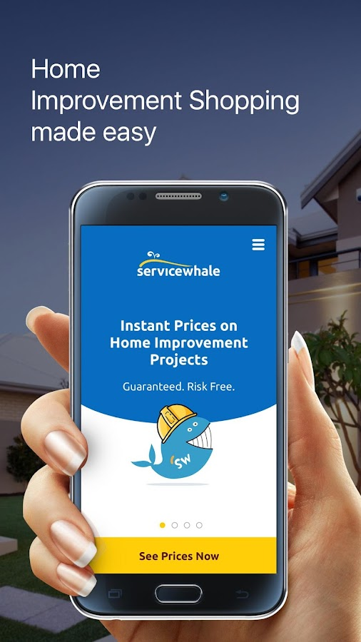 ServiceWhale Home Services- screenshot