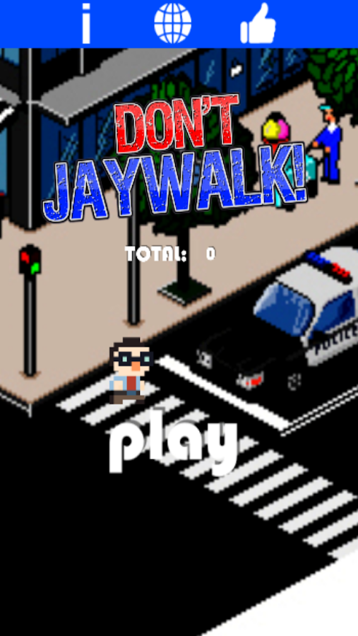 Don't Jaywalk!- screenshot