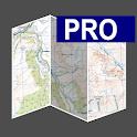 Peak District Offline Outdoor Map Pro icon