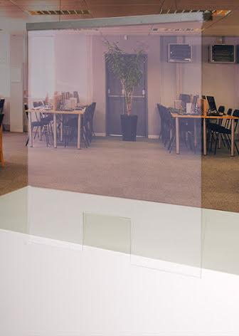 Smittskydd skärmvägg 900x1000mm