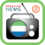 Sierra Leone's All Radios, Music & News App Free!
