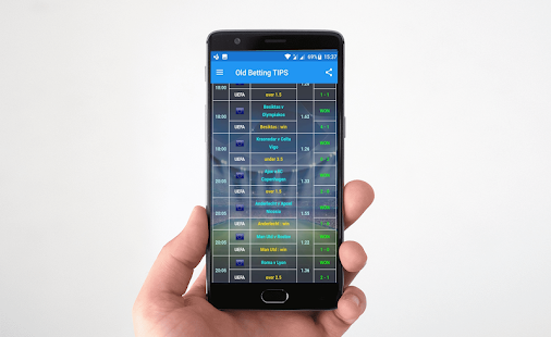 betting apps now on Android