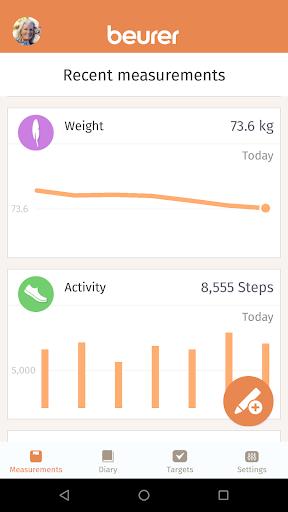 Beurer HealthManager 2.7.3 screenshots 1
