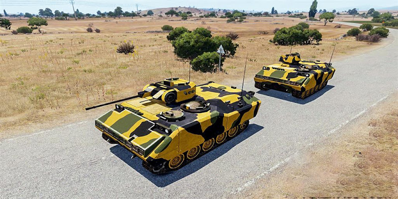 Скриншот Tank Cross-Border Operation-Military Game