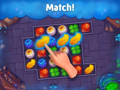 Spellmind – Magic Match Mod Apk (Unlimited Gold Coins and Crystal) 1.3.3 7