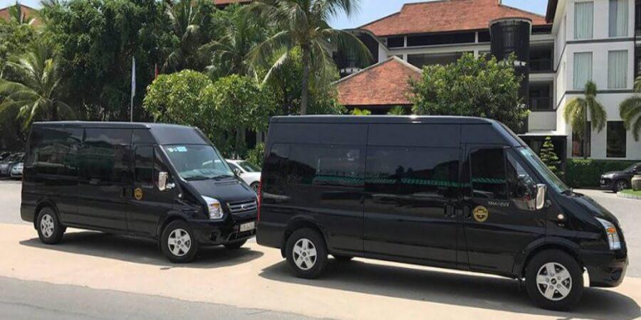 Cho thuê xe 16 chỗ Limousine Quảng Bình QBTravel