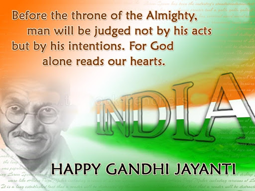 Happy Gandhi Jayanti Images 15