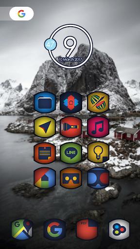 Emfo - Icon Pack 이미지[2]
