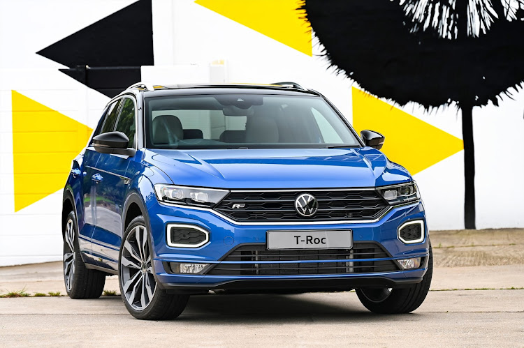 The 2020 VW T-Roc is underpinned by the MQB A1 architecture of the outgoing Golf 7.
